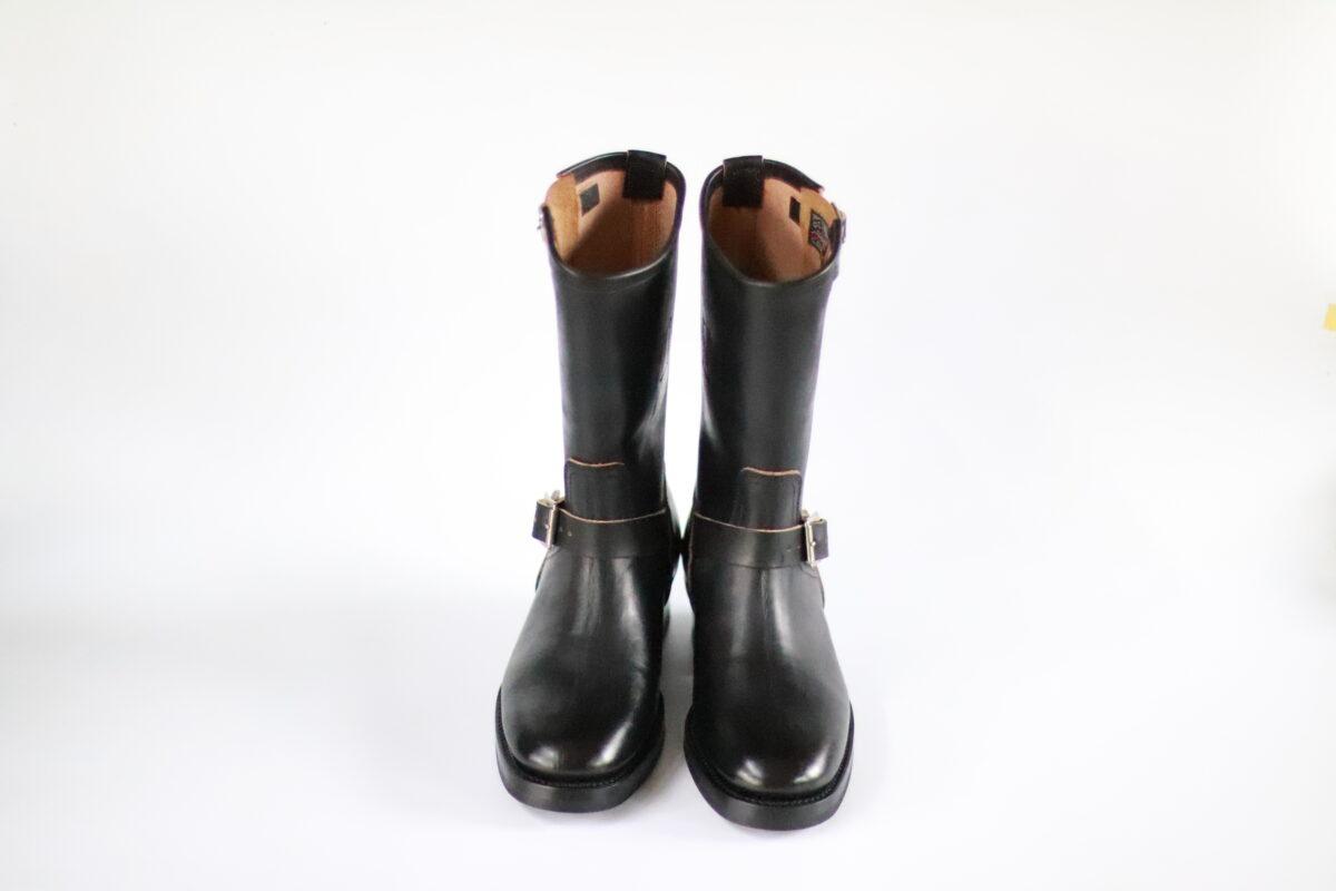 Engineer Boots  11inch-Height Latigo leather  CN